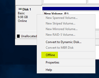 Share VMDK Data Between VMs Multi-Writer Disk Without