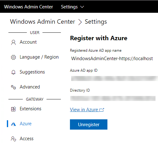 Windows-Admin-Center-nows-shows-registered-under-the-Azure-connection