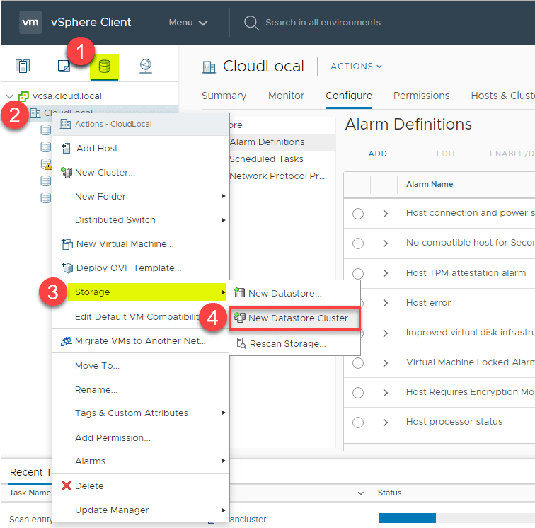 Navigating-to-create-a-new-VMware-datastore-cluster