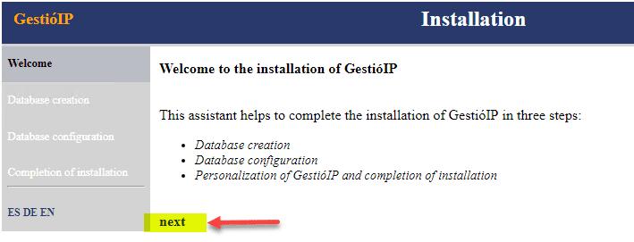 Beginning-the-web-installation-portion-of-GestioIP