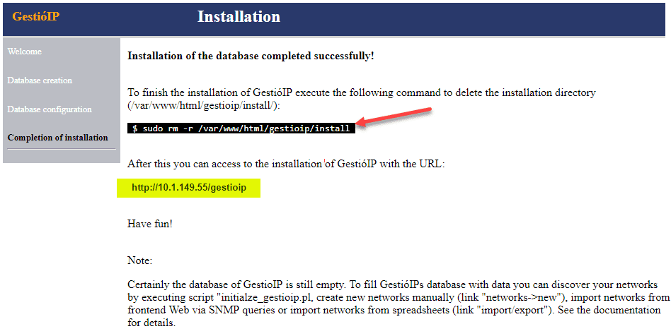 Finishing-out-the-installation-of-GestioIP