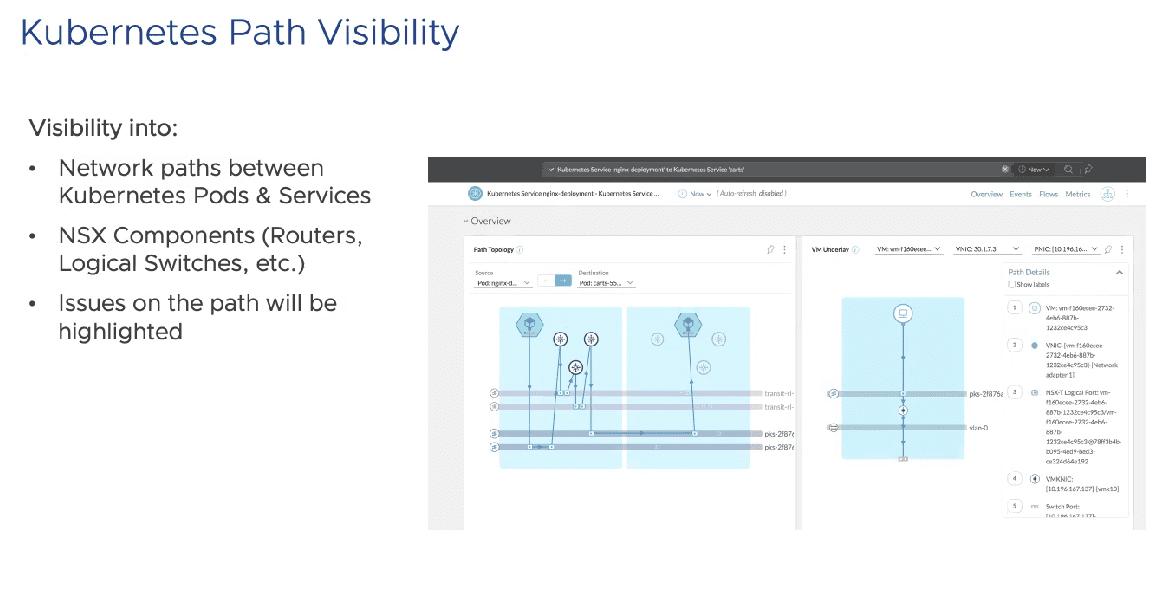 VMware vRealize Network Insight vRNI 5 0 Announced New