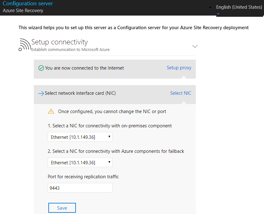 Setting-up-network-cards-for-the-Azure-Site-Recovery-Configuration-Server
