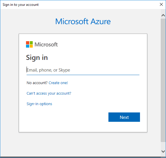 Sign-into-the-Azure-Portal