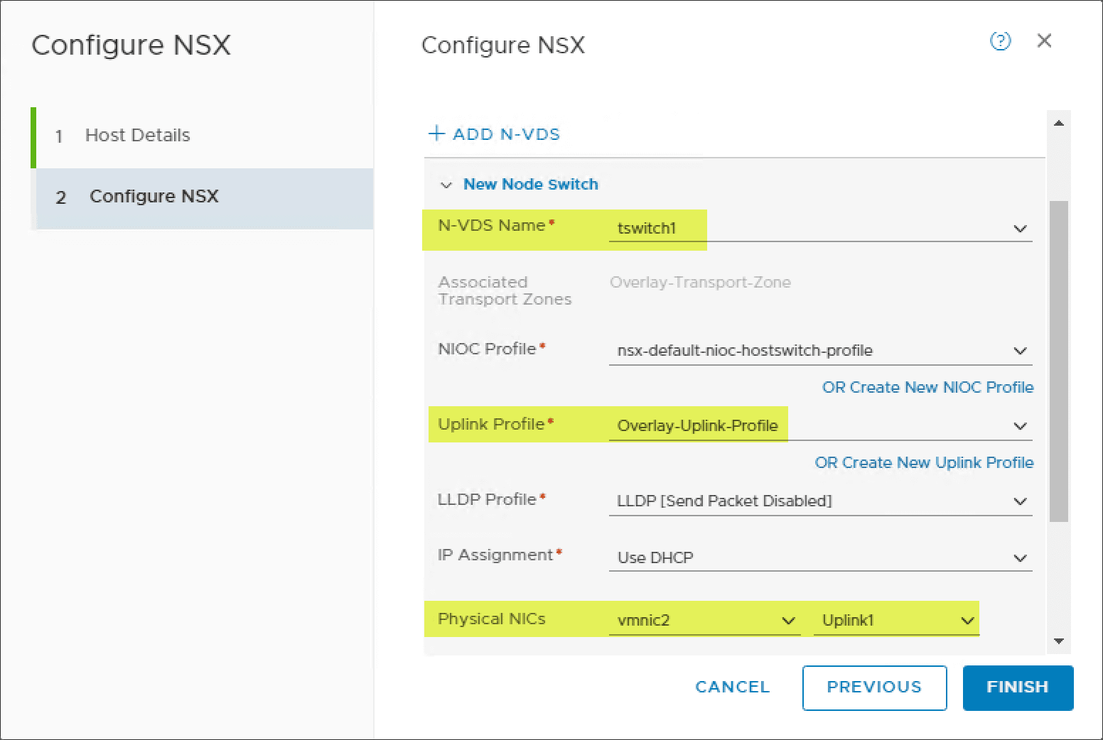 Configure-NSX-screen-to-create-transport-zone-N-VDS-uplink-profile-for-NSX-T