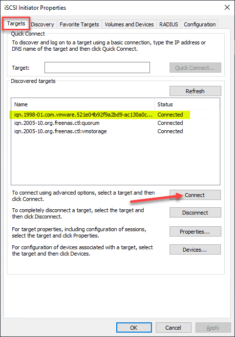 Connecting-the-vSAN-iSCSI-target-in-Windows-Server-Failover-Cluster-hosts