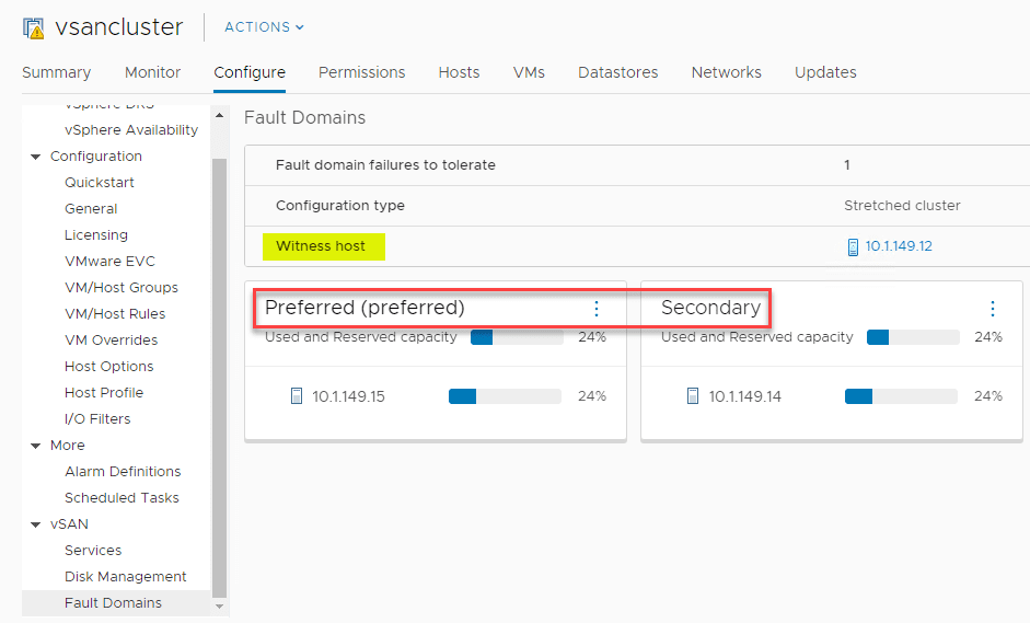VMware-vSAN-two-node-fault-domains-configured-by-default