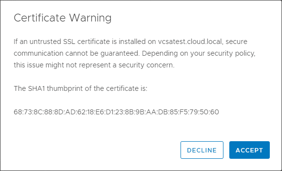 Accept-the-vCenter-Server-certificate-presented