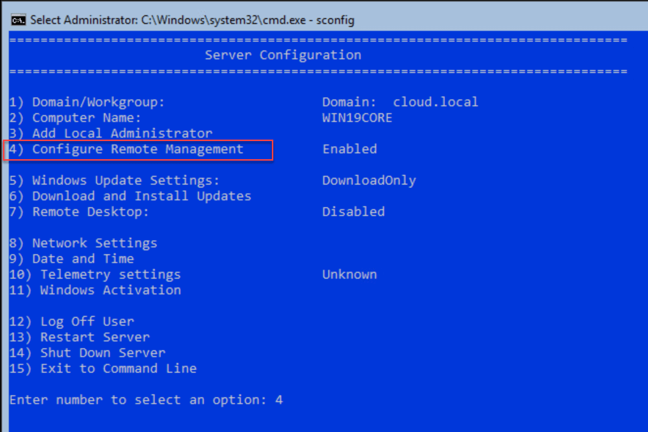 Configuring-remote-management-on-Windows-Server-2019-Core-with-sconfig