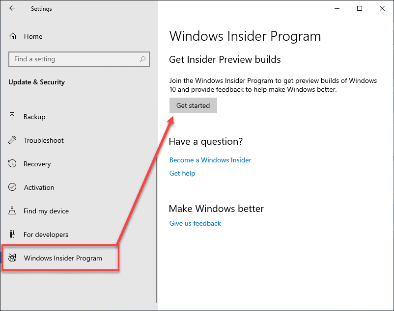Get-started-with-the-Windows-Insider-Preview-program