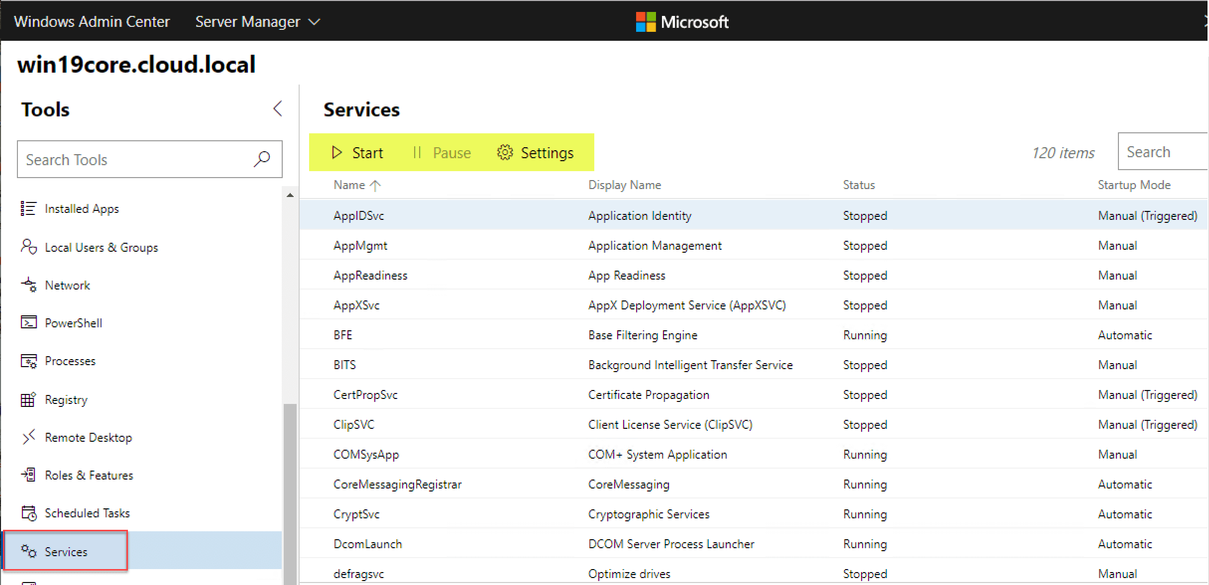 Managing-services-on-Windows-Server-2019-Core-with-Windows-Admin-Center
