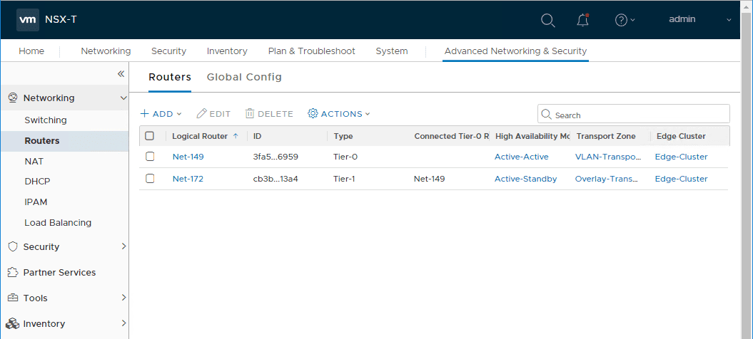NSX-T-Logical-Routing