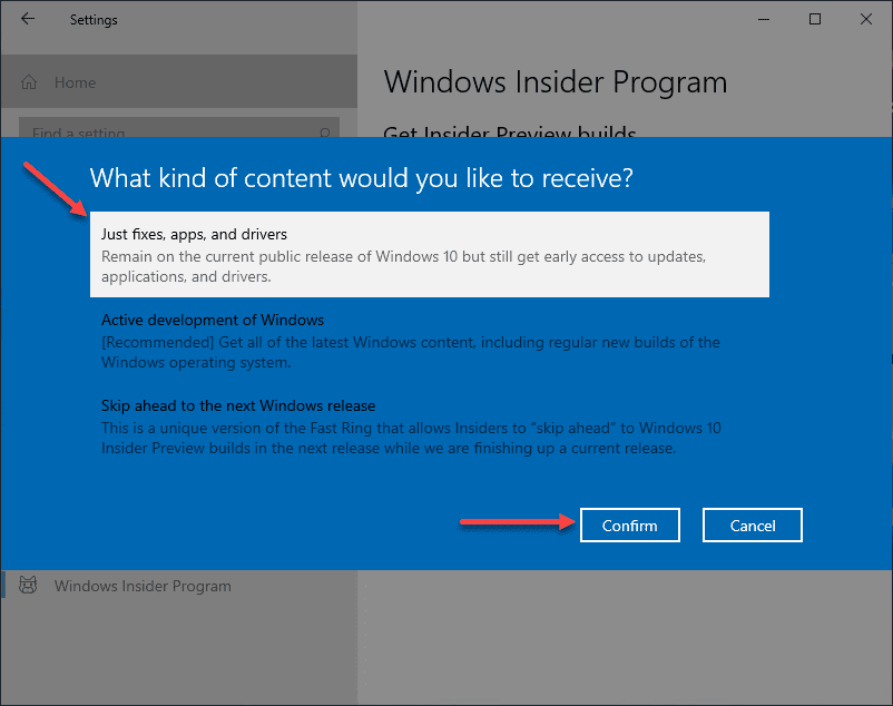Pick-the-type-of-Windows-Insider-Preview-Content-you-want-to-receive