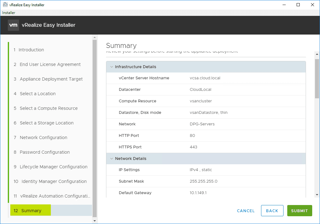 Submit-the-configuration-and-begin-the-vRealize-Automation-8-installation