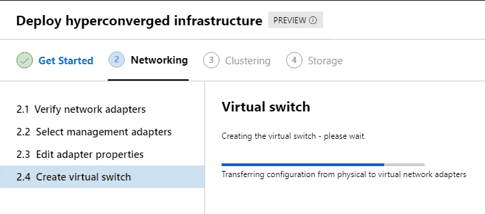 Creation-of-virtual-switch-begins-on-the-new-HCI-cluster