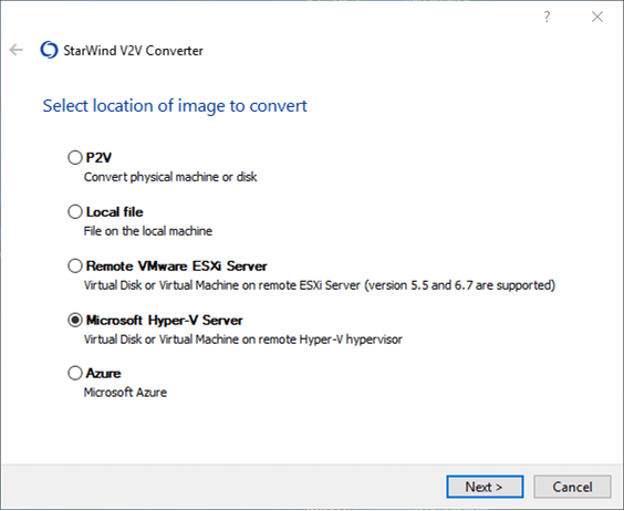 StarWind-V2V-Converter-allows-easily-converting-between-disk-types-and-even-Azure-virtual-machines
