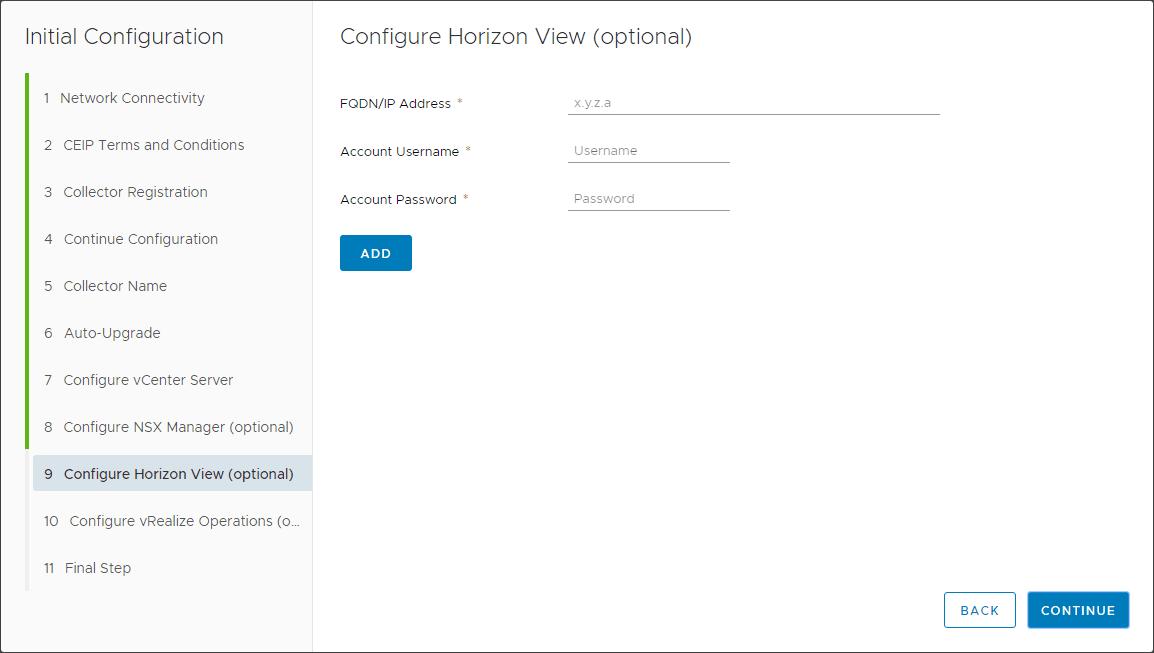 Configuring-connection-to-VMware-Horizon