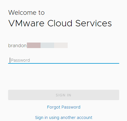 Sign-into-your-VMware-Cloud-account
