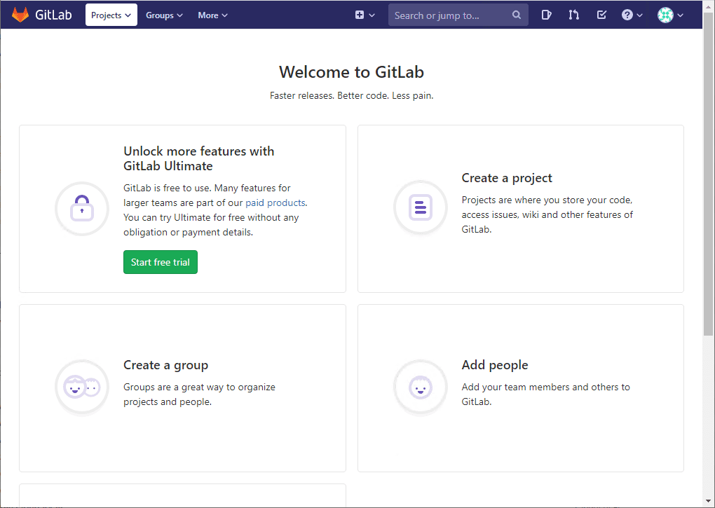 After-successfully-logging-into-the-newly-installed-GitLab-server