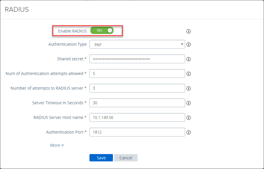 Enable-RADIUS-and-configure-shared-secret-and-host