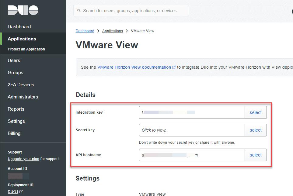 Setup-a-VMware-Horizon-application-in-Duo