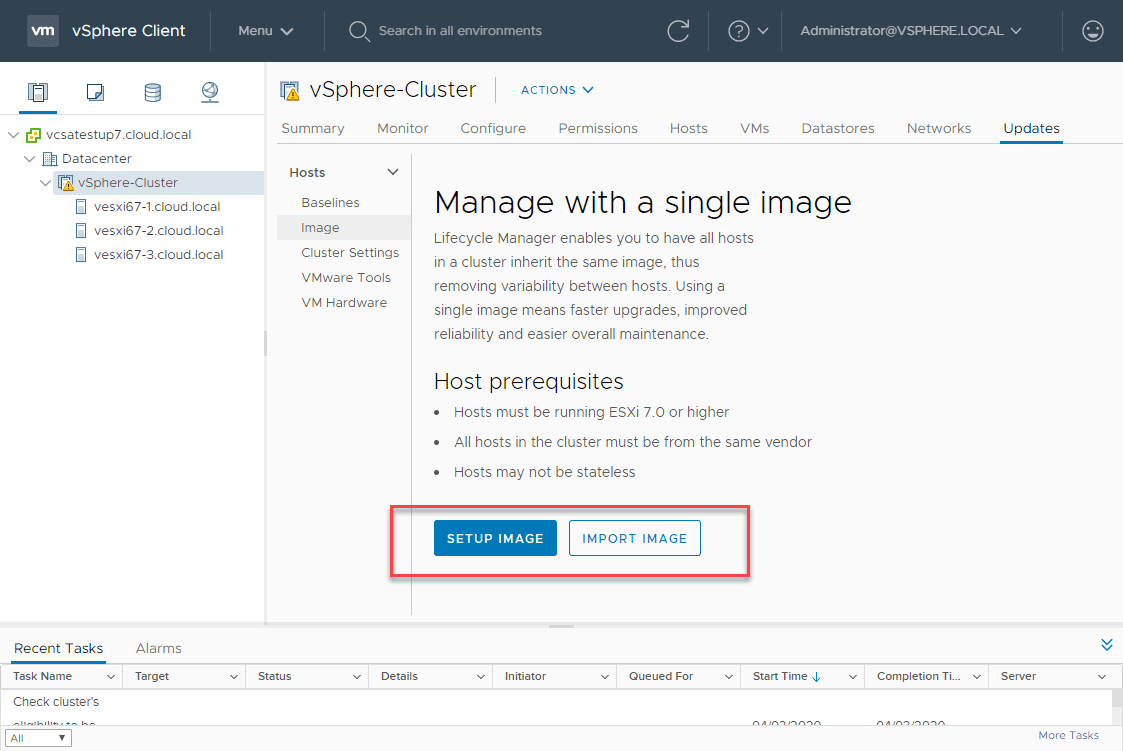 New-Image-management-in-the-vSphere-Lifecycle-Manager