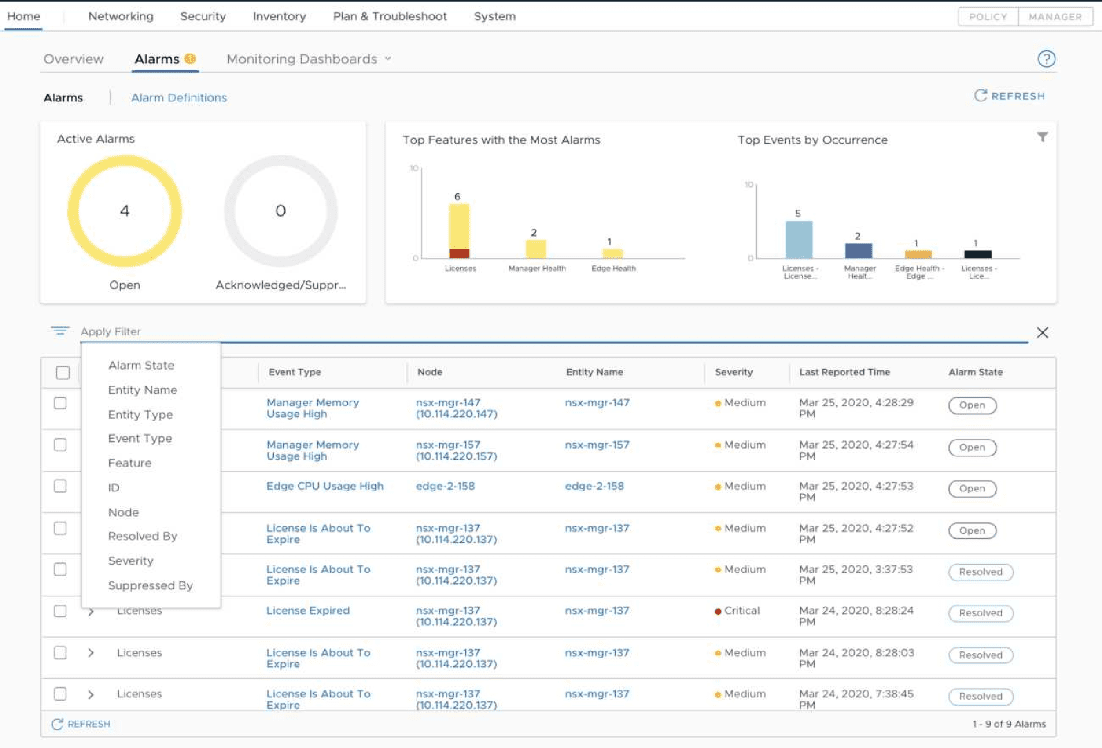 New-alarms-dashboard-in-NSX-T-3.0-1