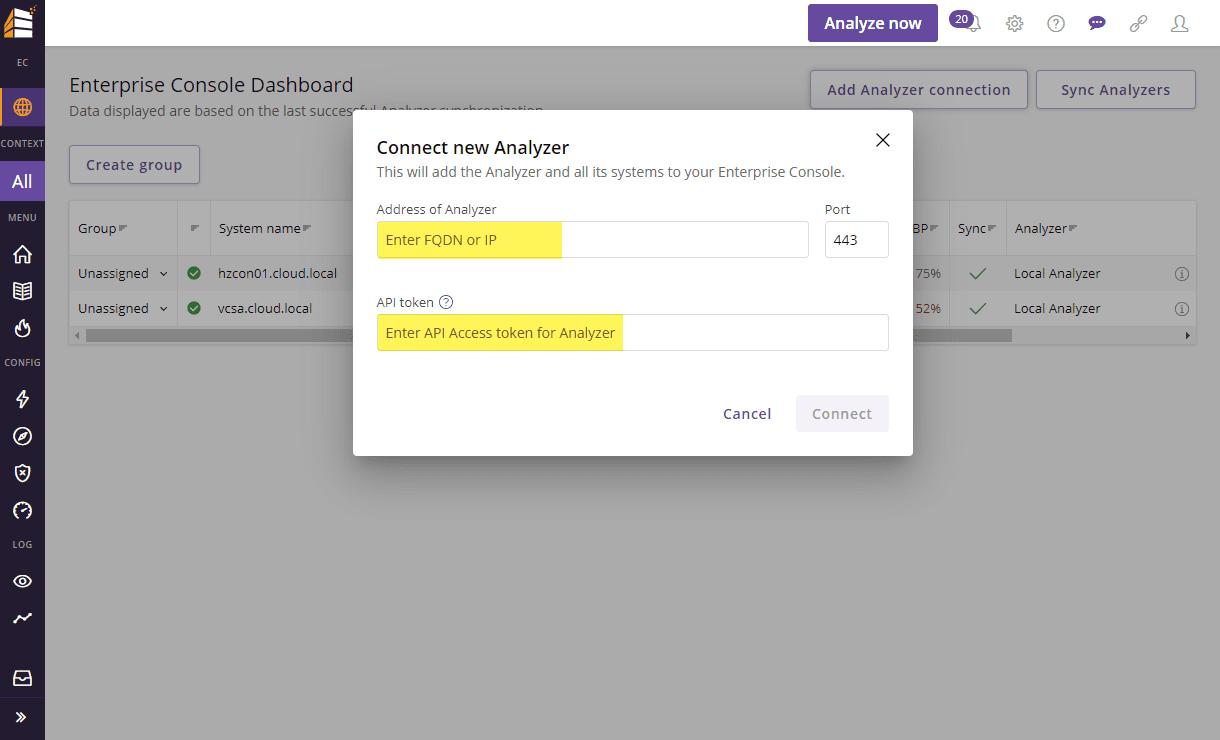 Adding-a-new-Runecast-Analyzer-connection-1