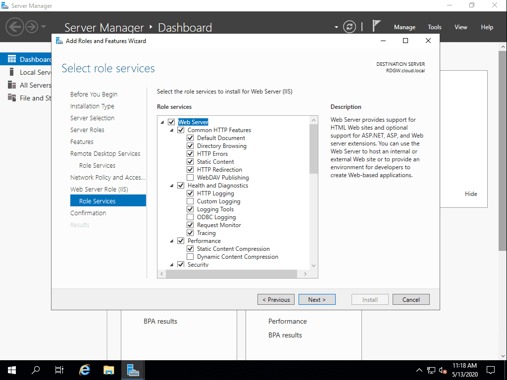 Confirm-the-role-services-added-as-part-of-the-Remote-Desktop-Services-installation