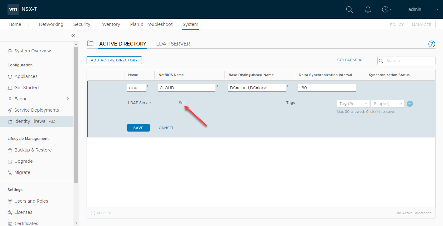 Setting-your-LDAP-server-for-Active-Directory