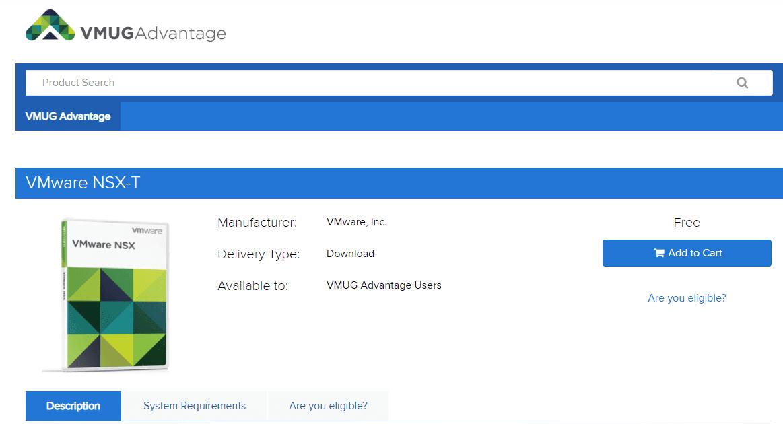 VMUG-Advantage-EvalExperience-for-VMware-NSX-home-lab-setup