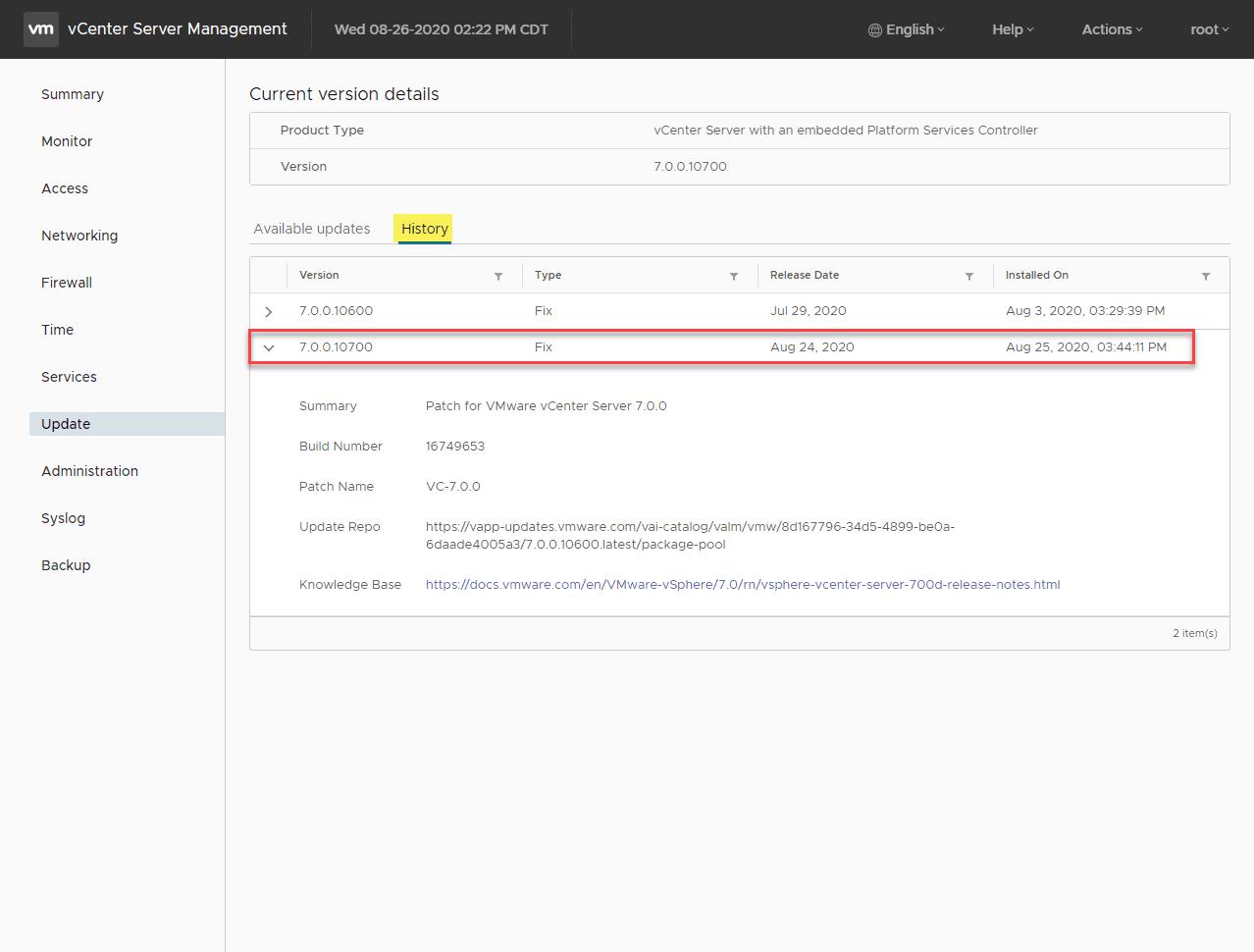After-installing-the-vCenter-Server-7.0.0d-patch
