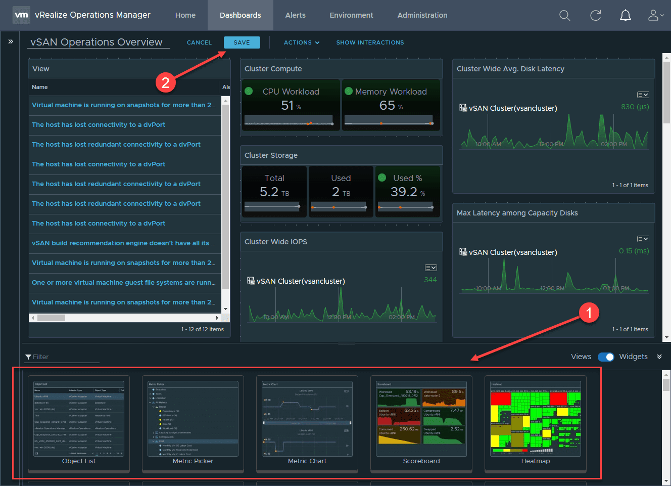 Adding-a-widget-or-view-to-an-existing-dashboard-and-saving-the-dashboard