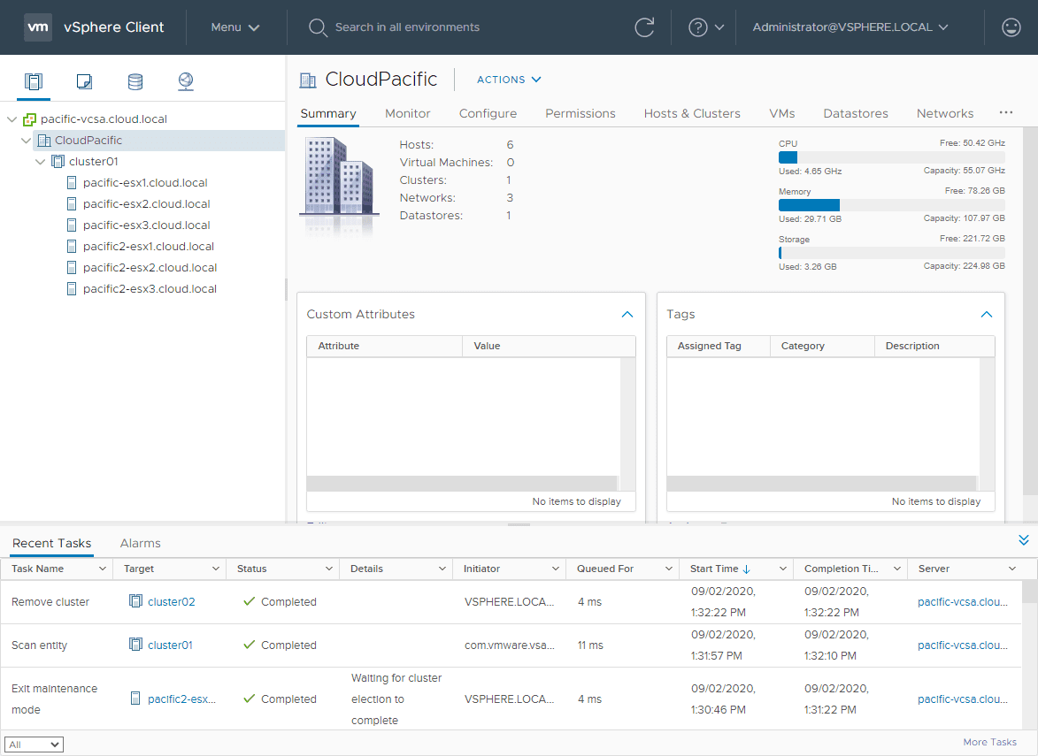 All-hosts-are-in-the-same-vSphere-7-cluster