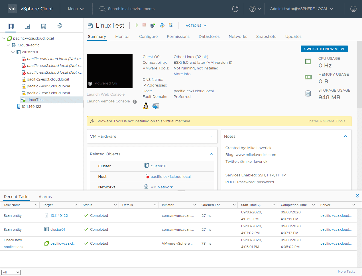 The-ESXi-preferred-cluster-hosts-quickly-show-not-responding