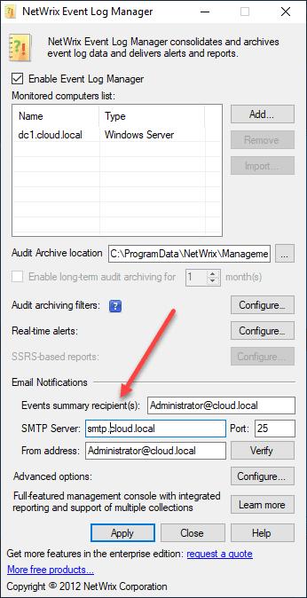 Configure-your-SMTP-recipient