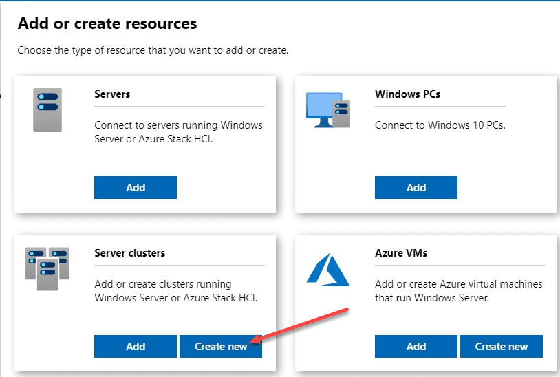Creating-the-Azure-Stack-HCI-cluster-using-Windows-Admin-Center