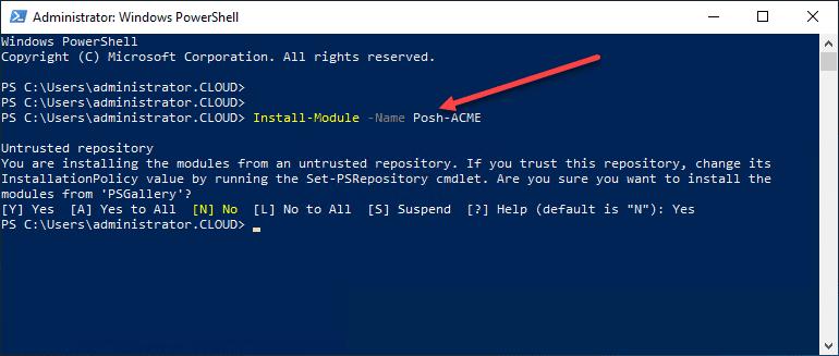 Installing-Posh-ACME-and-Posh-ACME.Deploy-for-managing-Letsencrypt-SSL-certificates