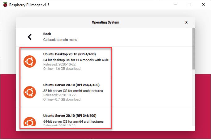 Ubuntu-operating-system-for-Raspberry-Pi-headless-server