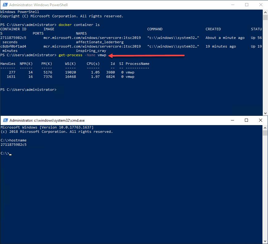 Verifying-Windows-Server-2019-Hyper-V-container-isolation