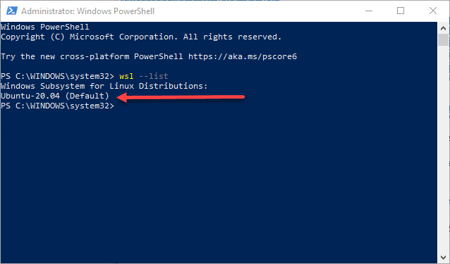 Listing-your-installed-Windows-Subsystem-for-Linux-WSL-images-1