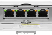 Ubiquiti nanoswitch 4 port poe passthrough ports