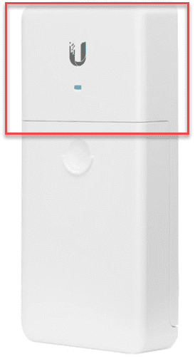Ubiquiti nanoswitch 4 port weatherproof poe switch enclosure housing size
