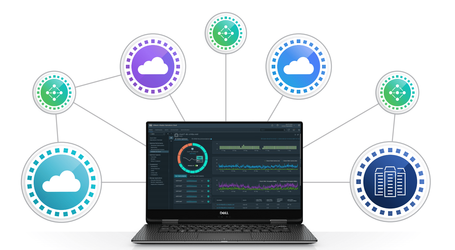New vmware cloud announced with cloud universal console and navigator