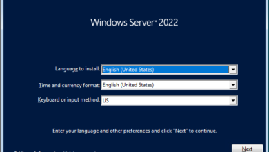 Windows server 2022 public preview new features download install