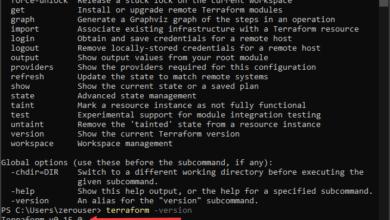 Terraform 0.15 released new features