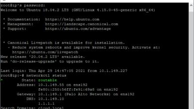 Ubuntu server cli cheat sheet