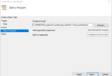 Creating a basic task to pull powered on vms