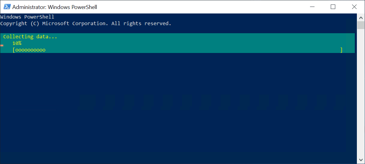 Installing hyper v role in windows server 2019