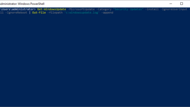 Using powershell to patch hyper v critical remote code vulnerability